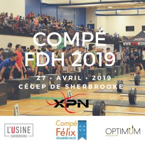 Compé FDH 2019 - 27 avril 2019