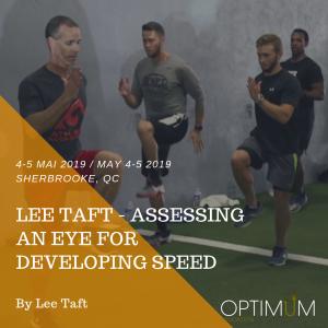 Lee taft 4-5 mai 2019