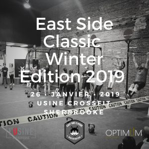 Site internet - Compé East Side Classic - winter 2019