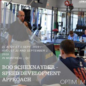 Boo Schexnayder - 31 aout, 1 sept 2019